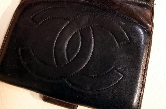217224a75551 シャネルの財布の塗り直し修理   神戸・兵庫県でサイフ・カバン・バック ...