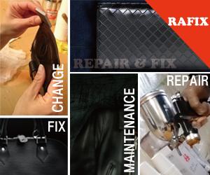 ブランド品などのリペア・修理はRAFIXにお任せください